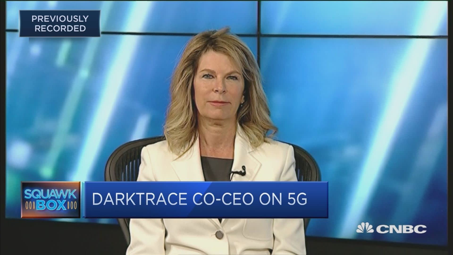 5G may increase cybersecurity risks in the near term: Darktrace
