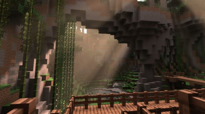 Microsoft's 'Minecraft' is getting more realistic graphics thanks to a deal with Nvidia