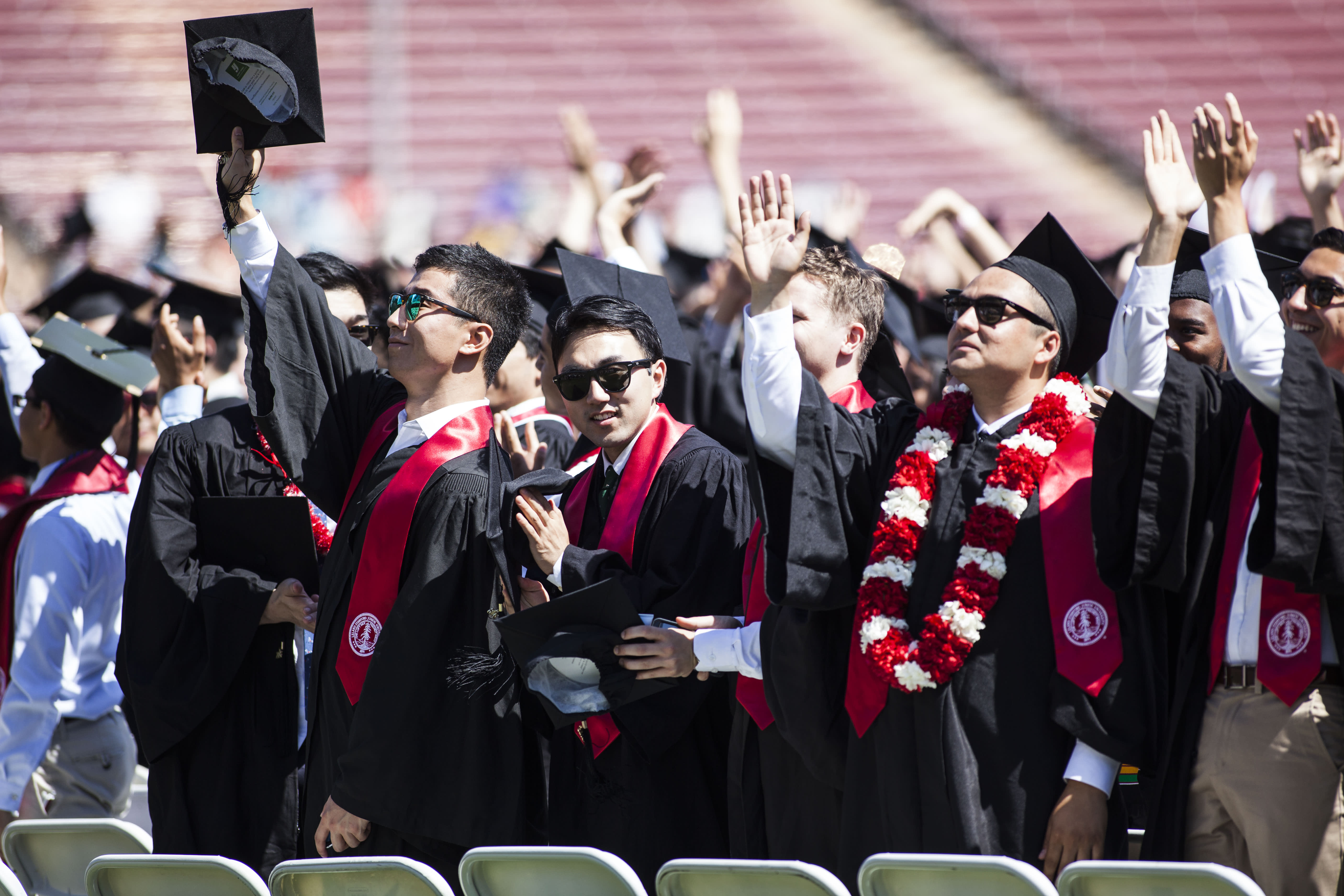 Stanford is No  1 on our list of the US colleges that pay off