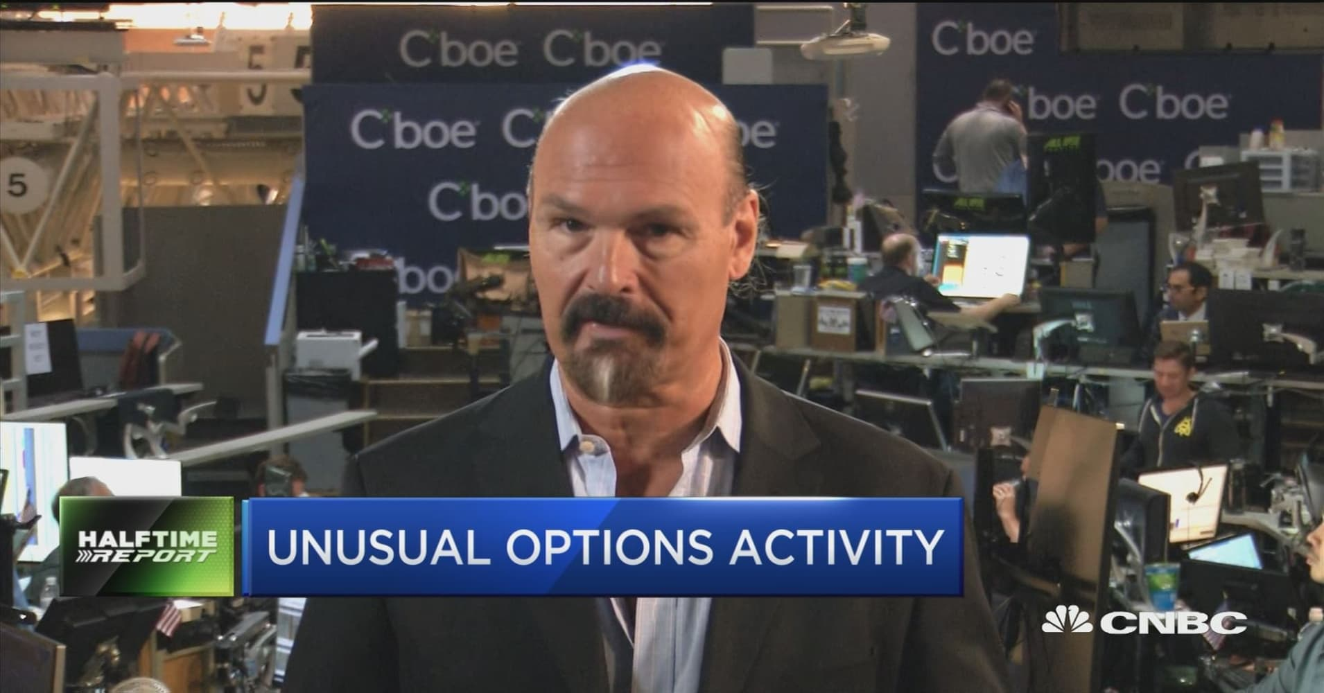 Options bulls bet this chipmaker will continue to surge