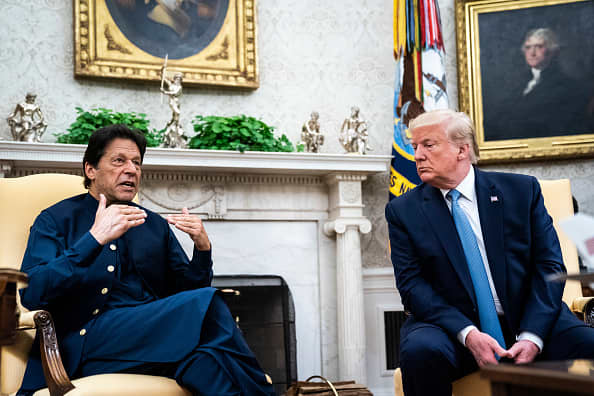 Pakistan Prime Minister Imran Khan again calls for Trump to mediate on Kashmir dispute