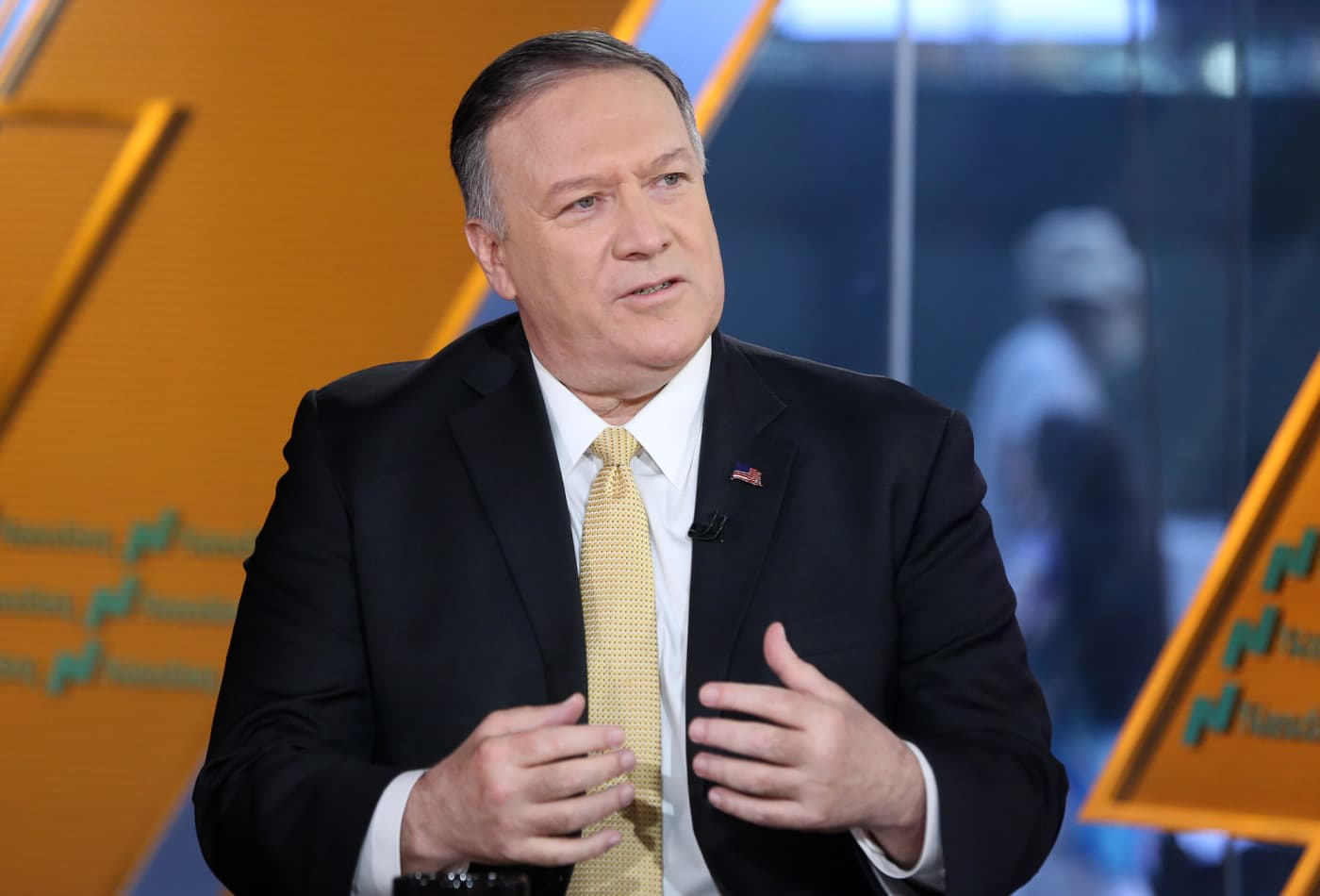 Watch CNBC's full interview with Secretary of State Mike Pompeo