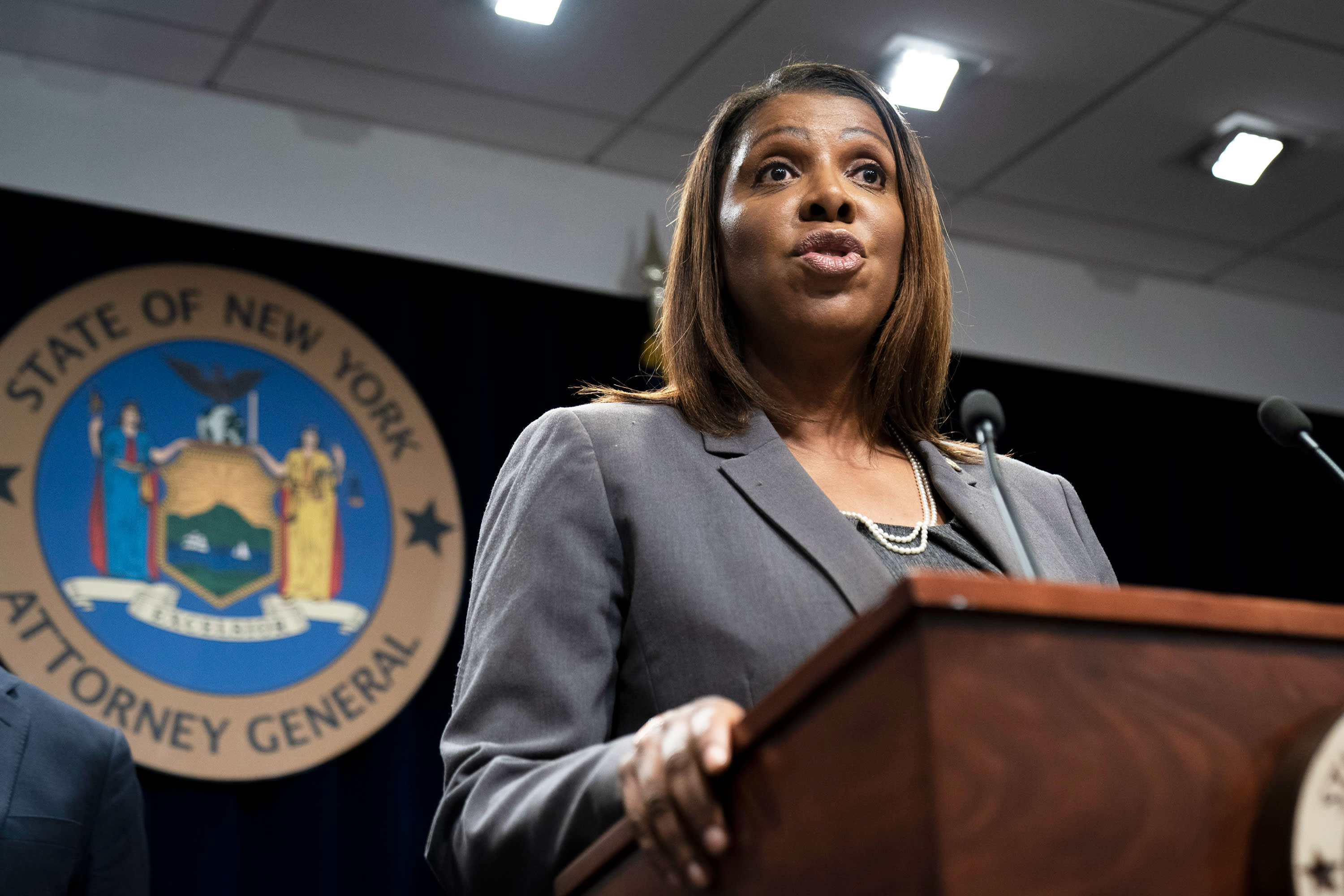 New York Legal professional Normal Letitia James says Trump Supreme Court docket ruling will not have an effect on her tax probe