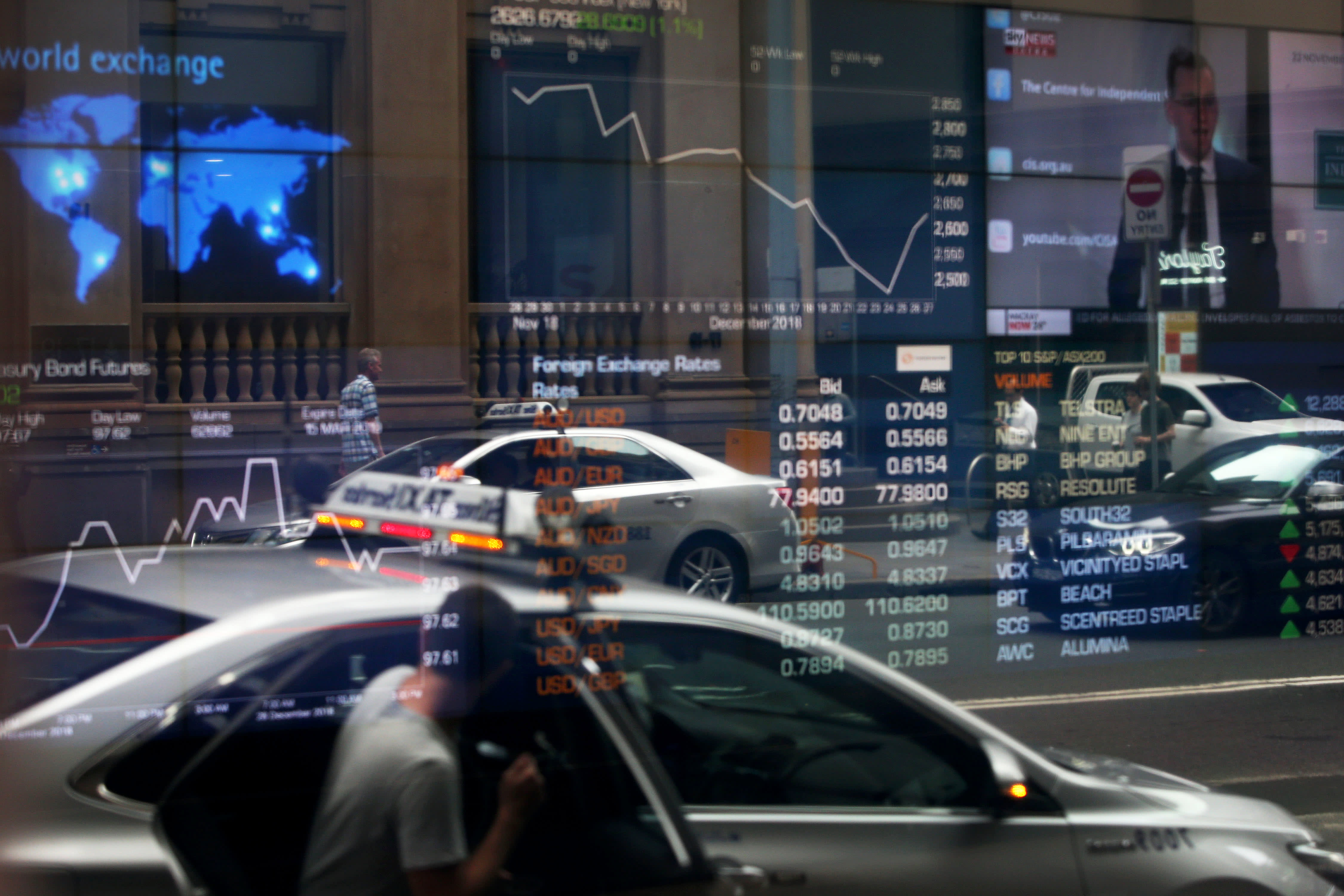 Asia Pacific markets advance following overnight gains on Wall Street