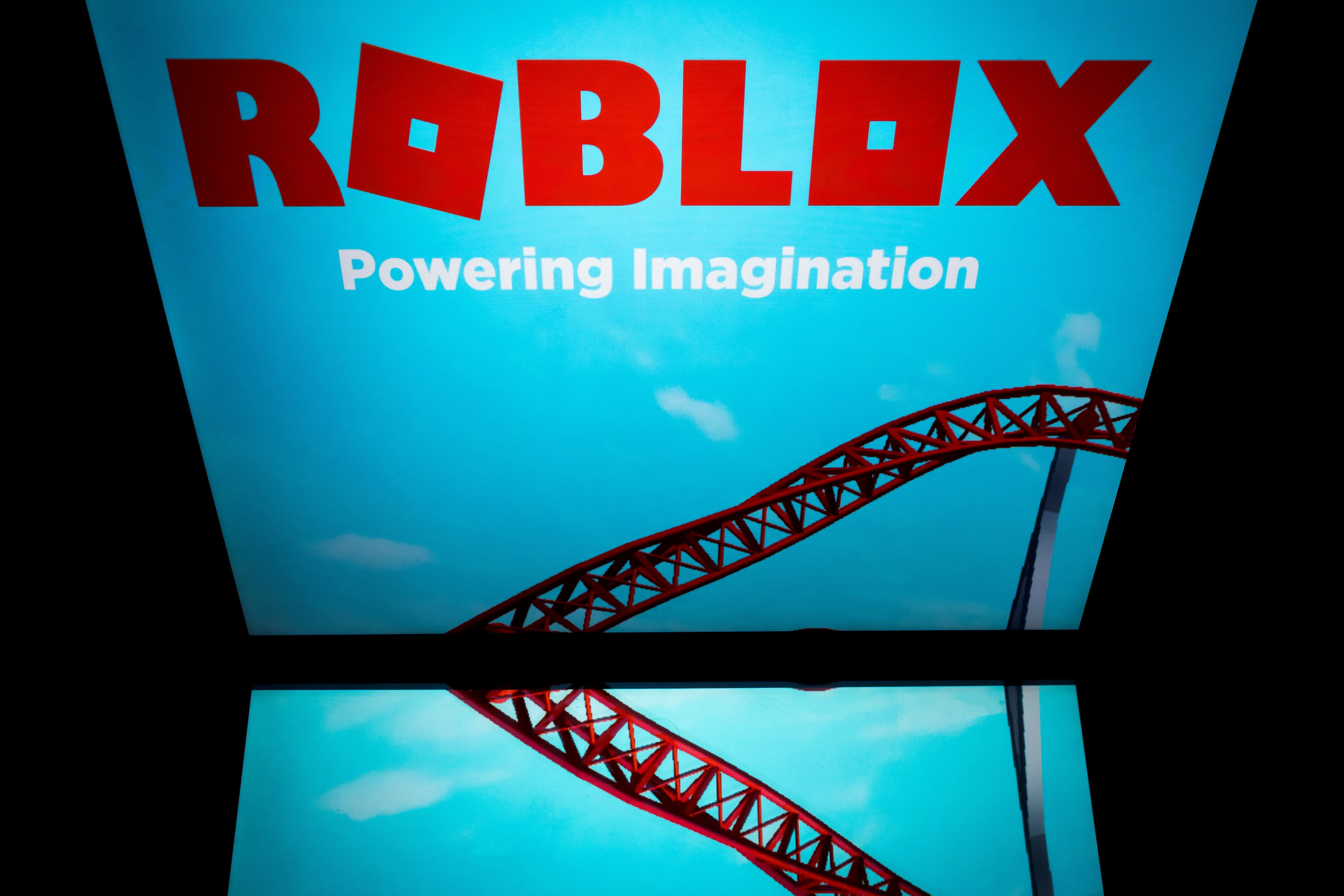 Extremists creep into Roblox, an online game popular with children