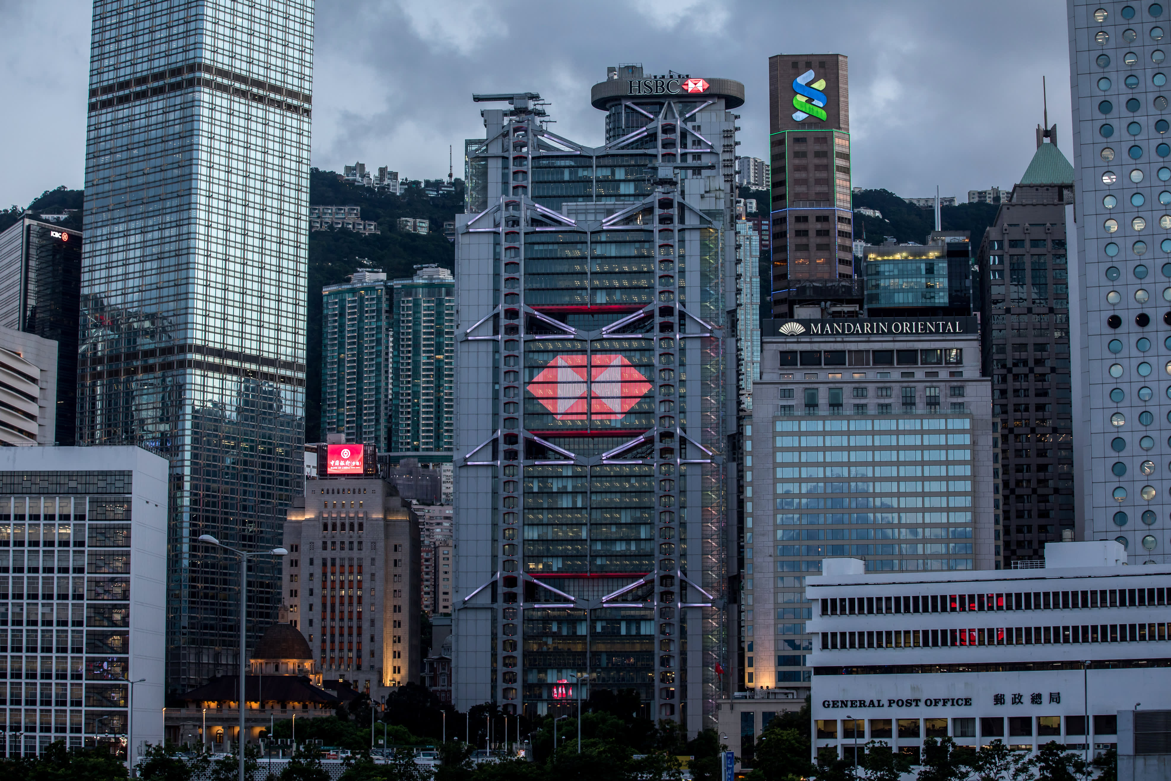 Hong Kong unrest has led to as much as $5 billion in capital outflows, Bank of England says