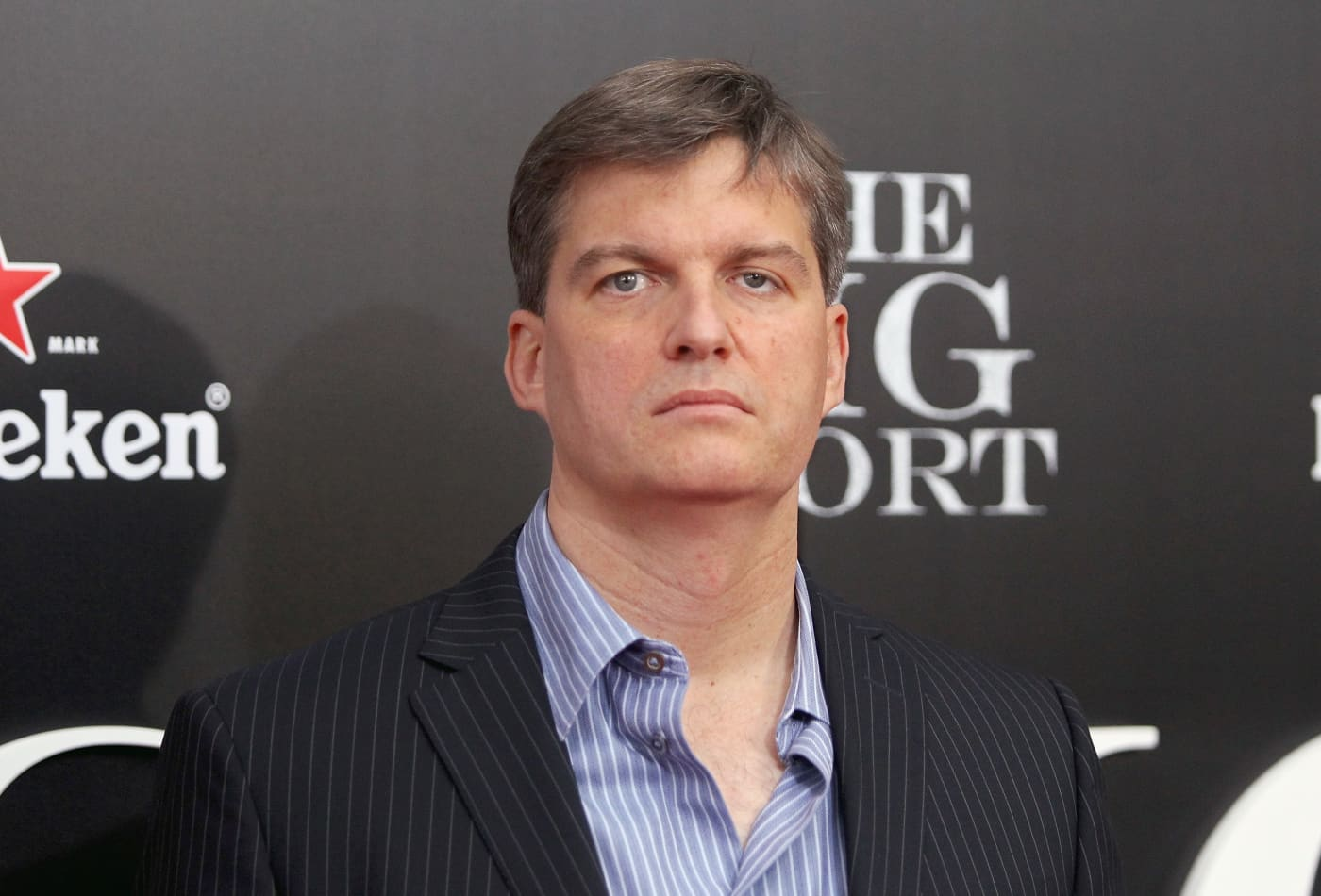 Michael Burry of 'The Big Short' reveals a $530 million bet against Tesla