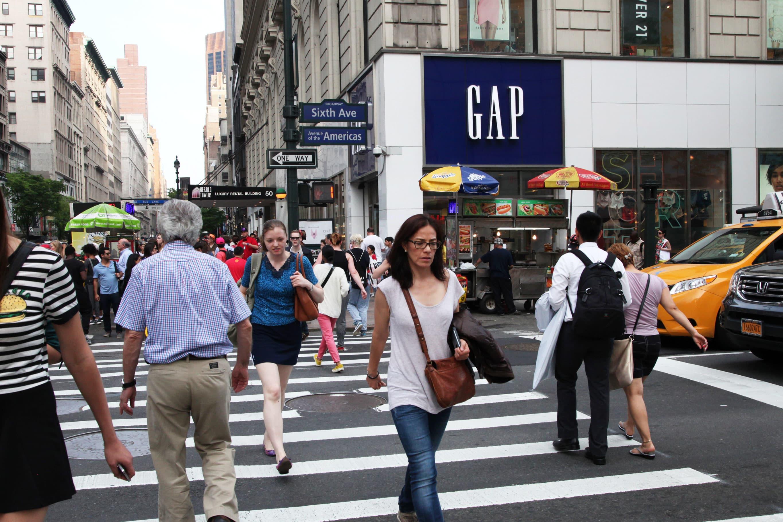 gap is