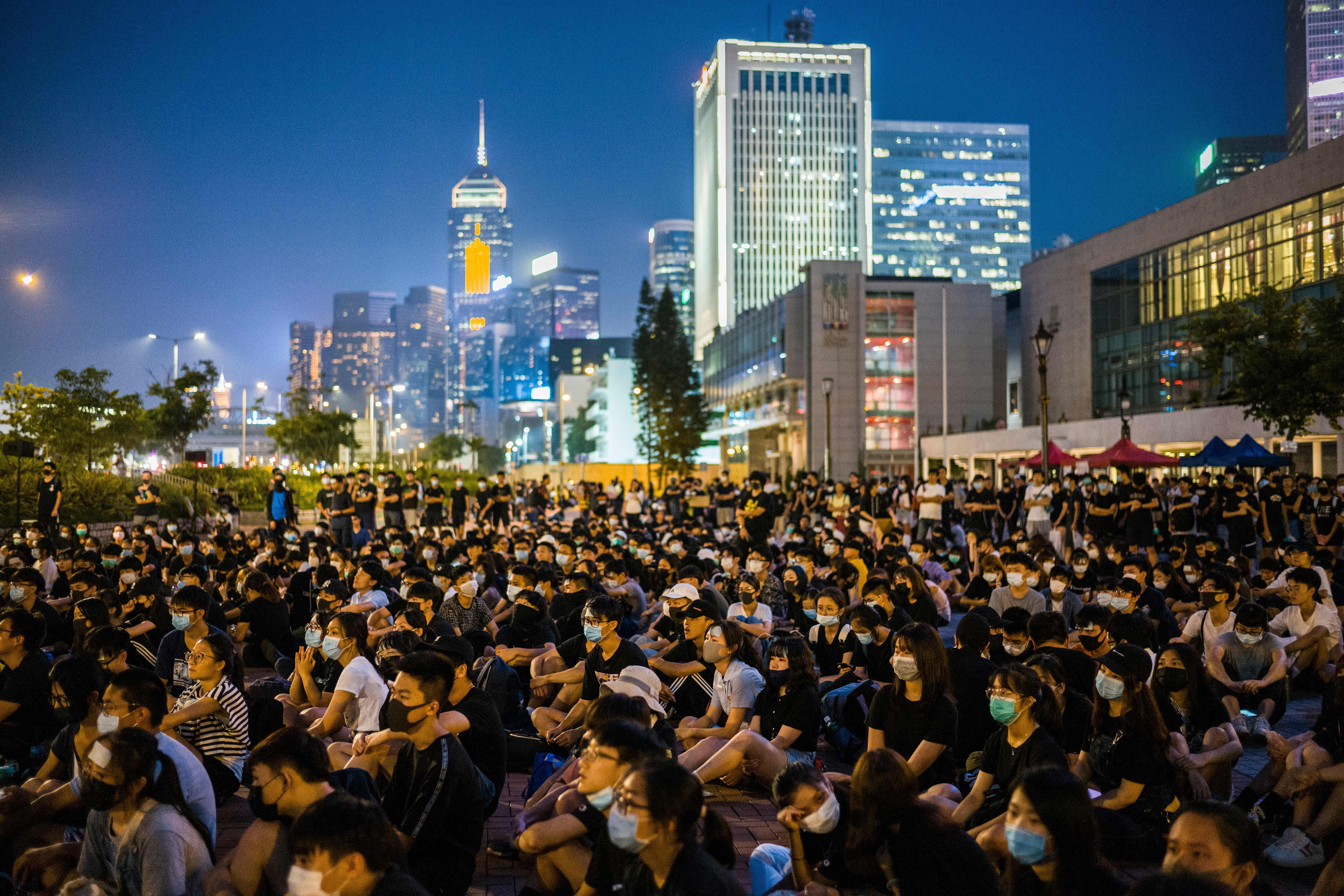 US law backing Hong Kong protests could end up hurting everyone — the US, China and Hong Kong