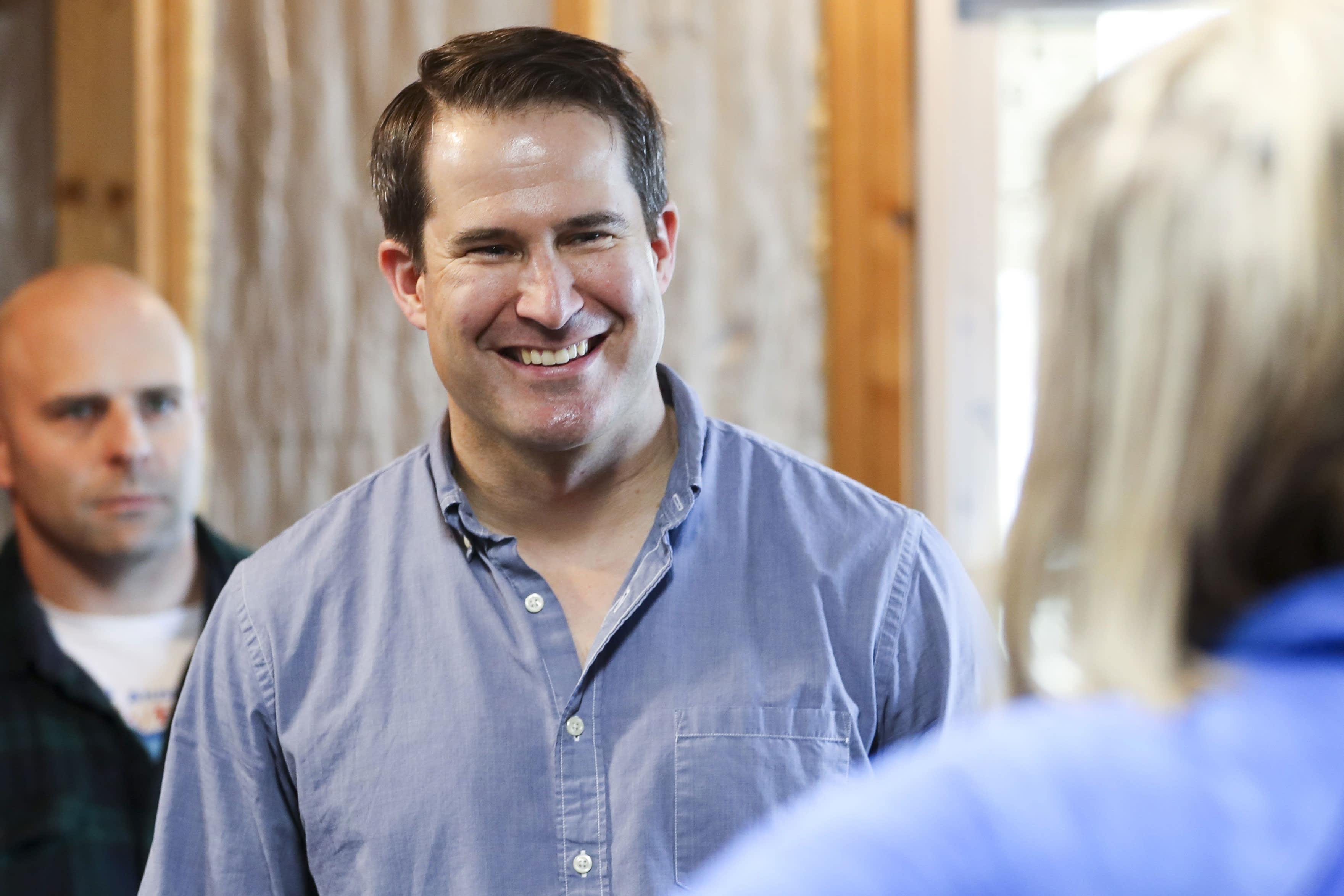 Democrat Seth Moulton drops out of the 2020 White House race