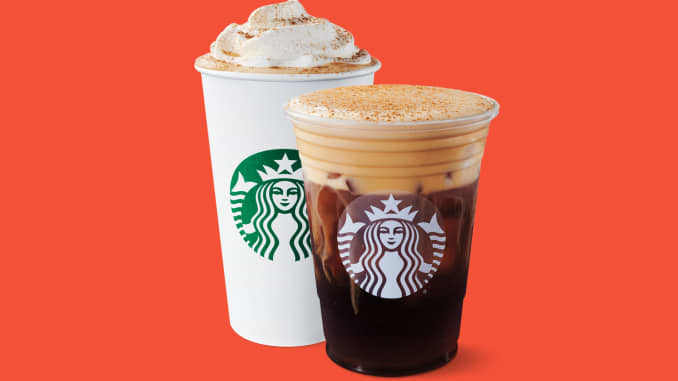 Starbucks Is Introducing Its First New Pumpkin Beverage