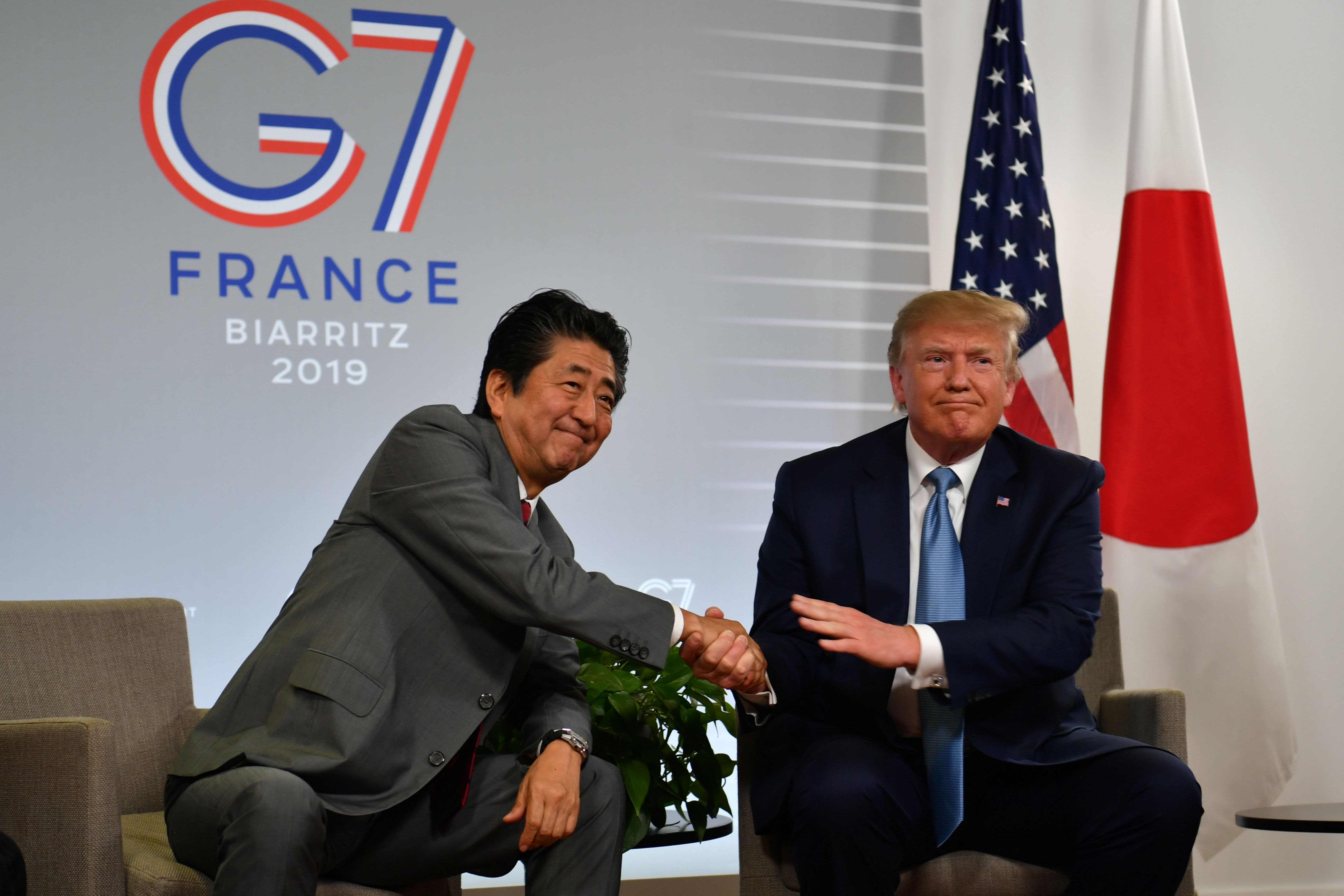 Trump says US reaches trade deals with Japan, no vote needed