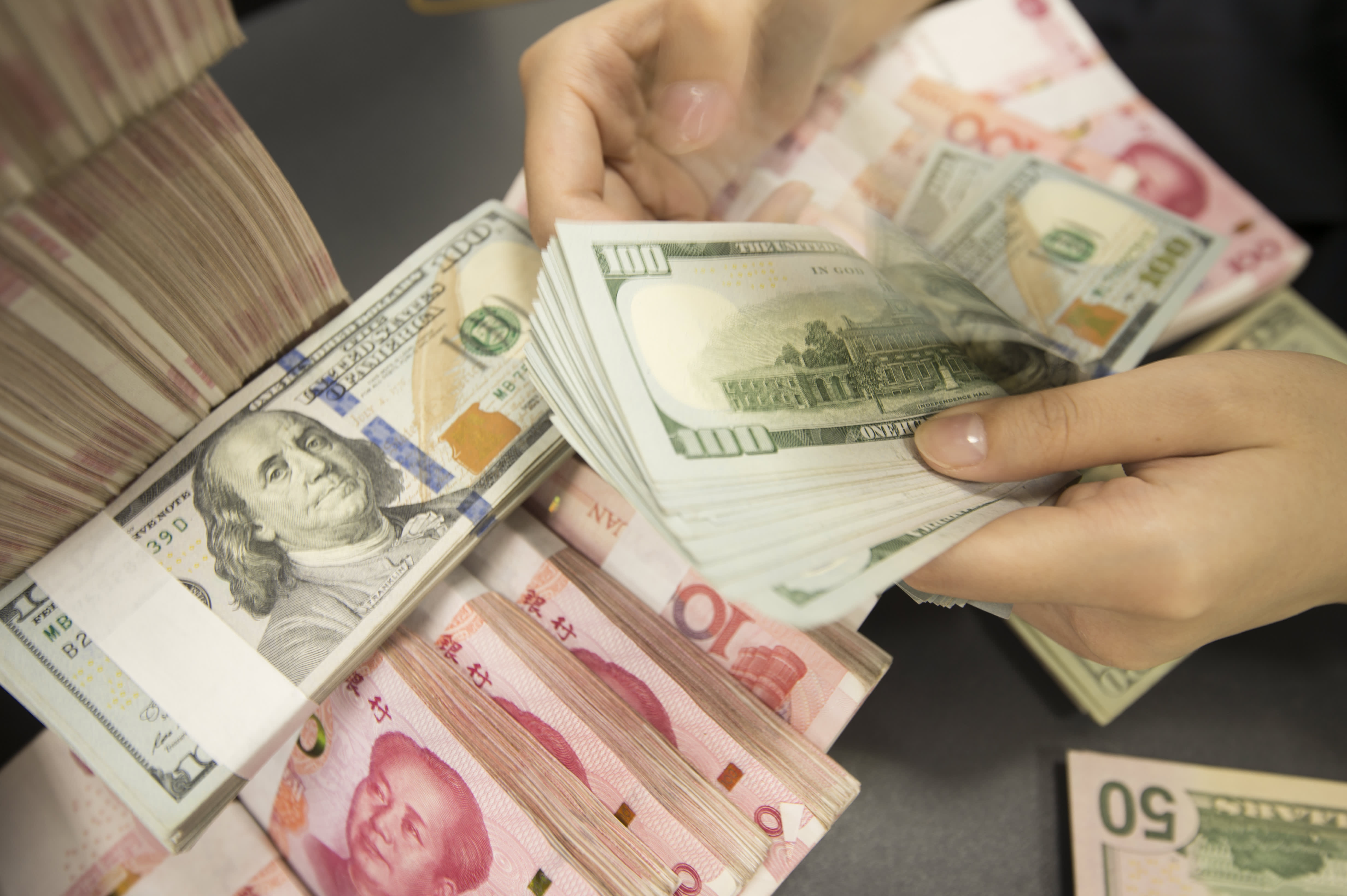 China Economy How Pboc Controls The Yuan Rmb Amid Trade War