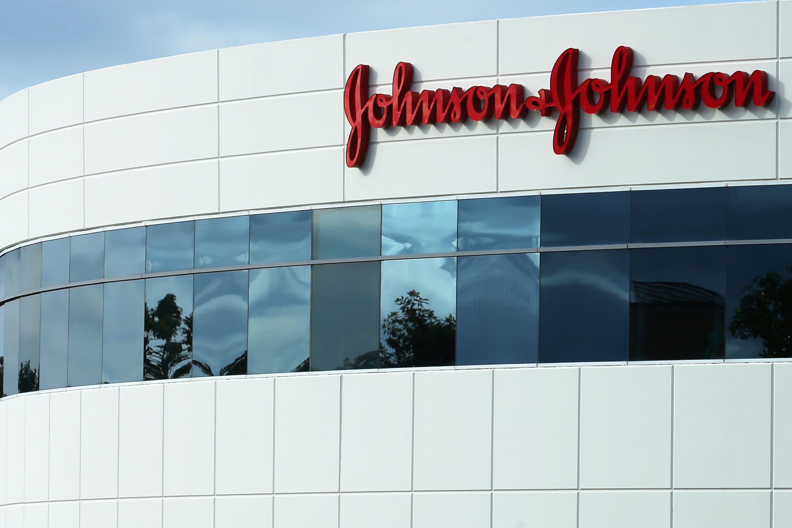 J&J beats third-quarter earnings expectations on higher prescription drug sales; shares rise