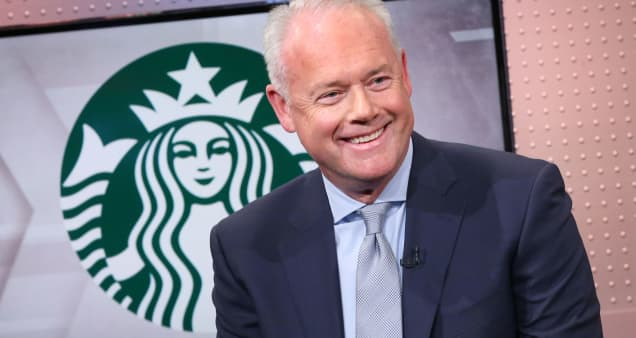 Starbucks tops earnings estimates even as U.S. recovery hurt by Covid resurgence