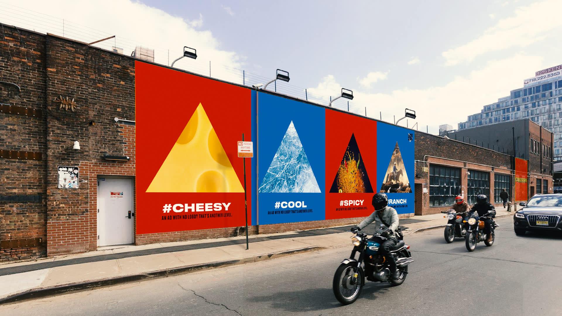 Gen Z doesn't like branding, so Doritos tries a new approach