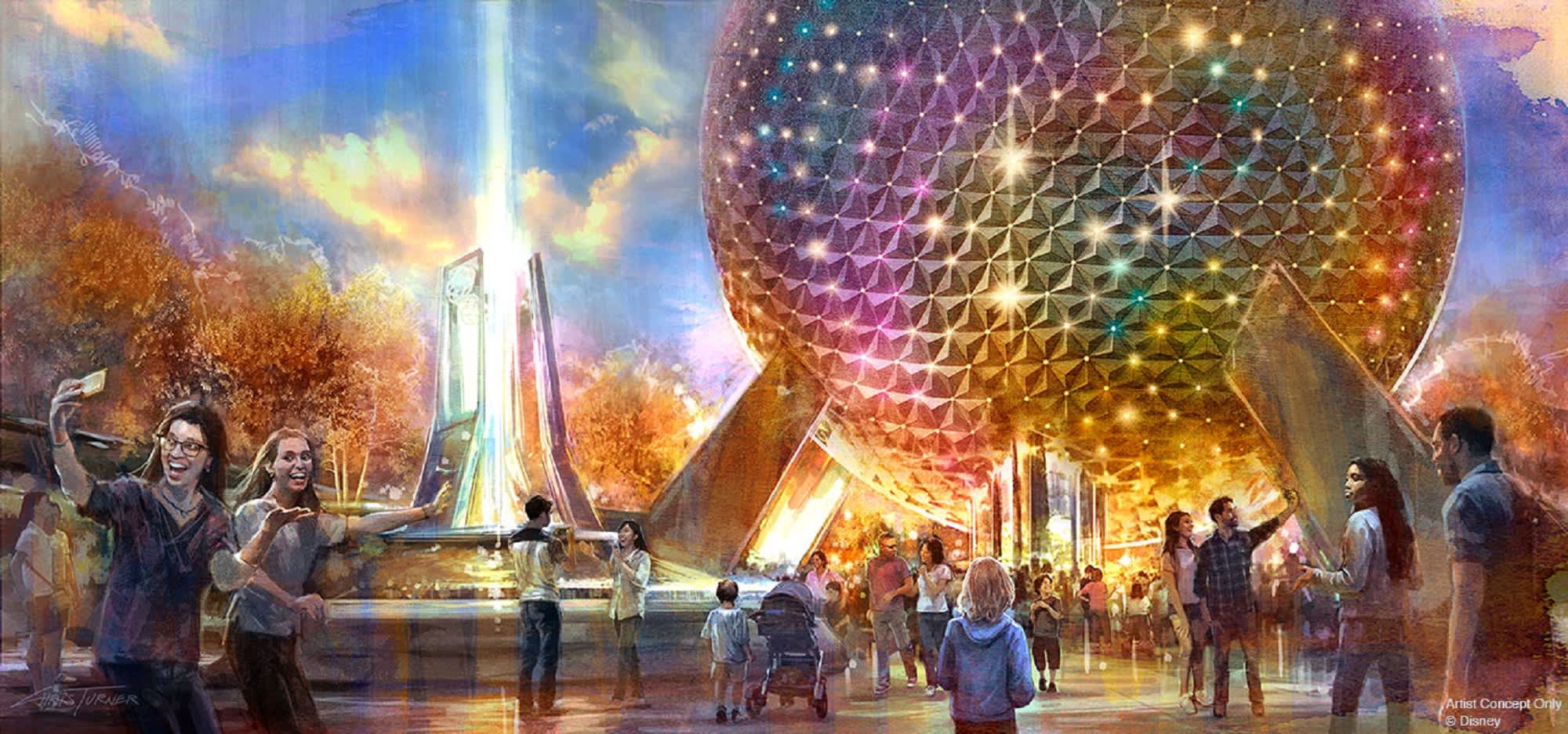 Epcot is getting Disney-fied: From 'Ratatouille' to 'Mary Poppins,' here's how the 37-year-old park is changing