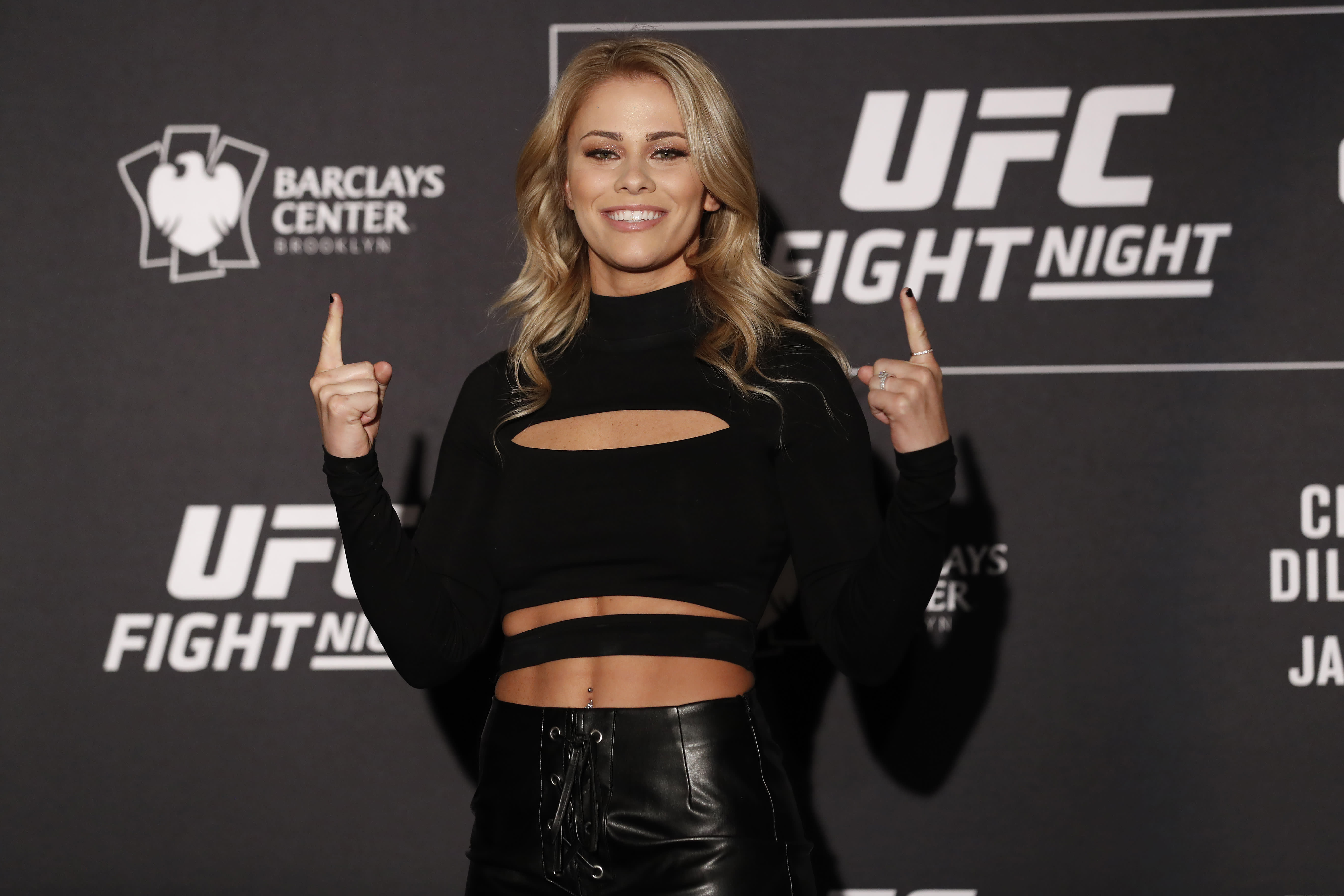 UFC's Paige VanZant on fight for equal pay: I make 'way more money' on Instagram