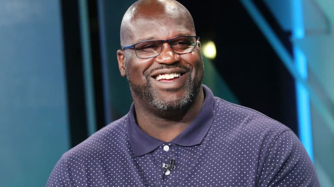 CNBC: Shaquille O'Neal 190828 1