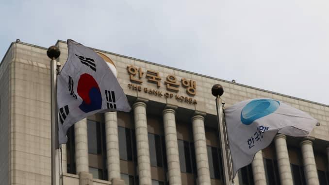 GP: Ngân hàng Hàn Quốc 190829