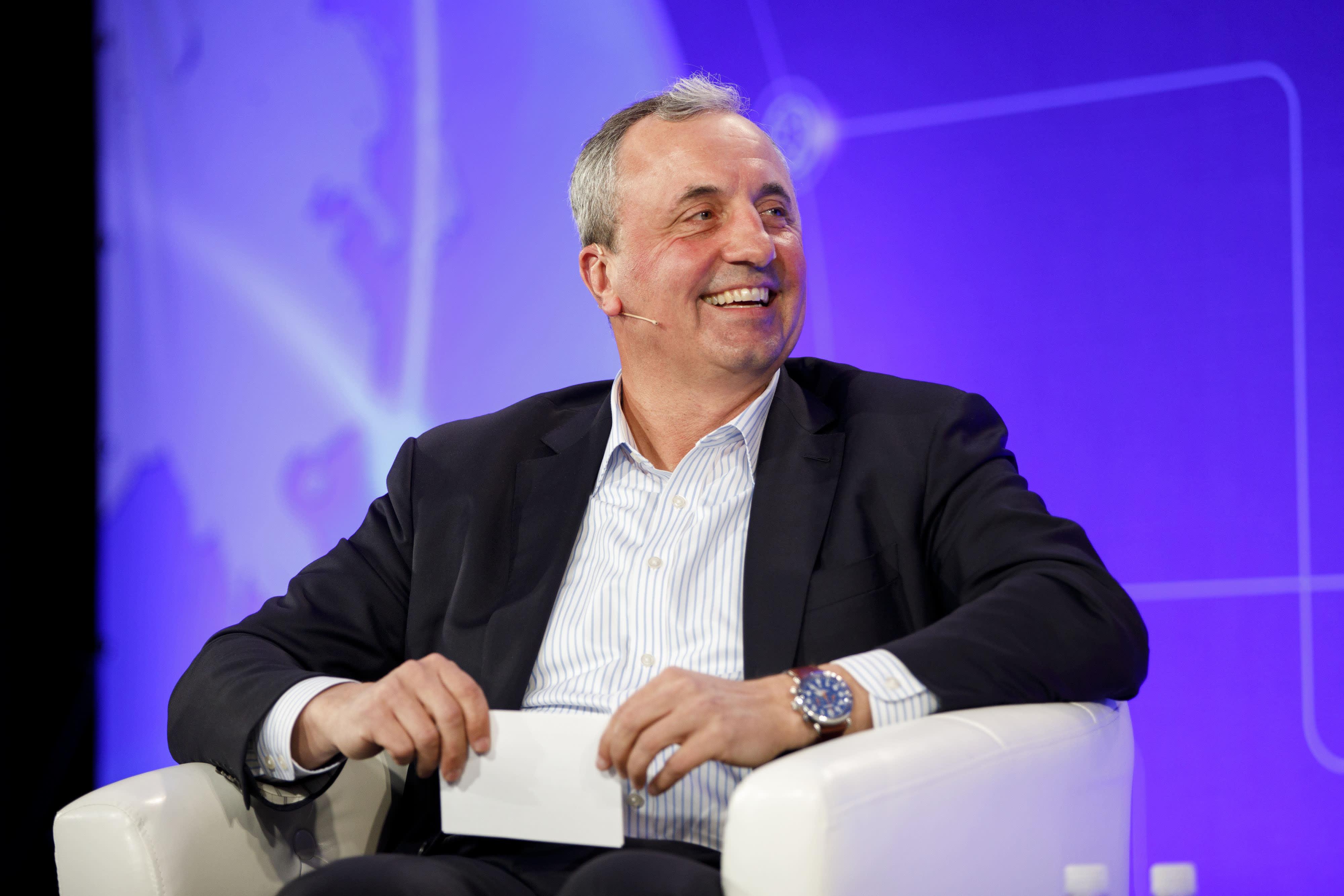 EY CEO Carmine Di Sibio on the risk of a US recession