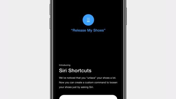 Nike Adapt Huarache app