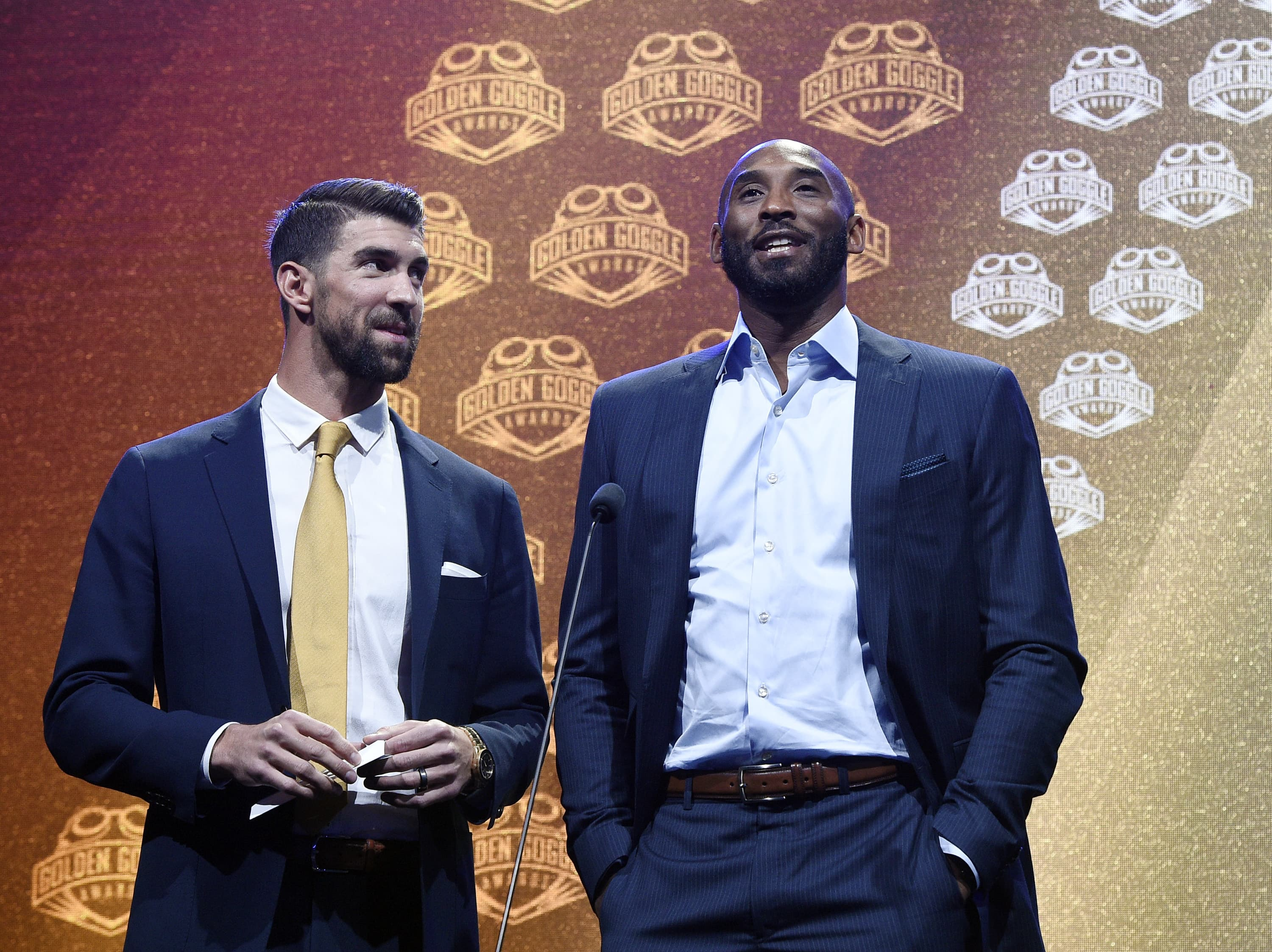 Why Michael Phelps turns to Kobe Bryant for business advice