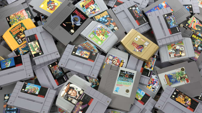 These video game consoles defined your childhood