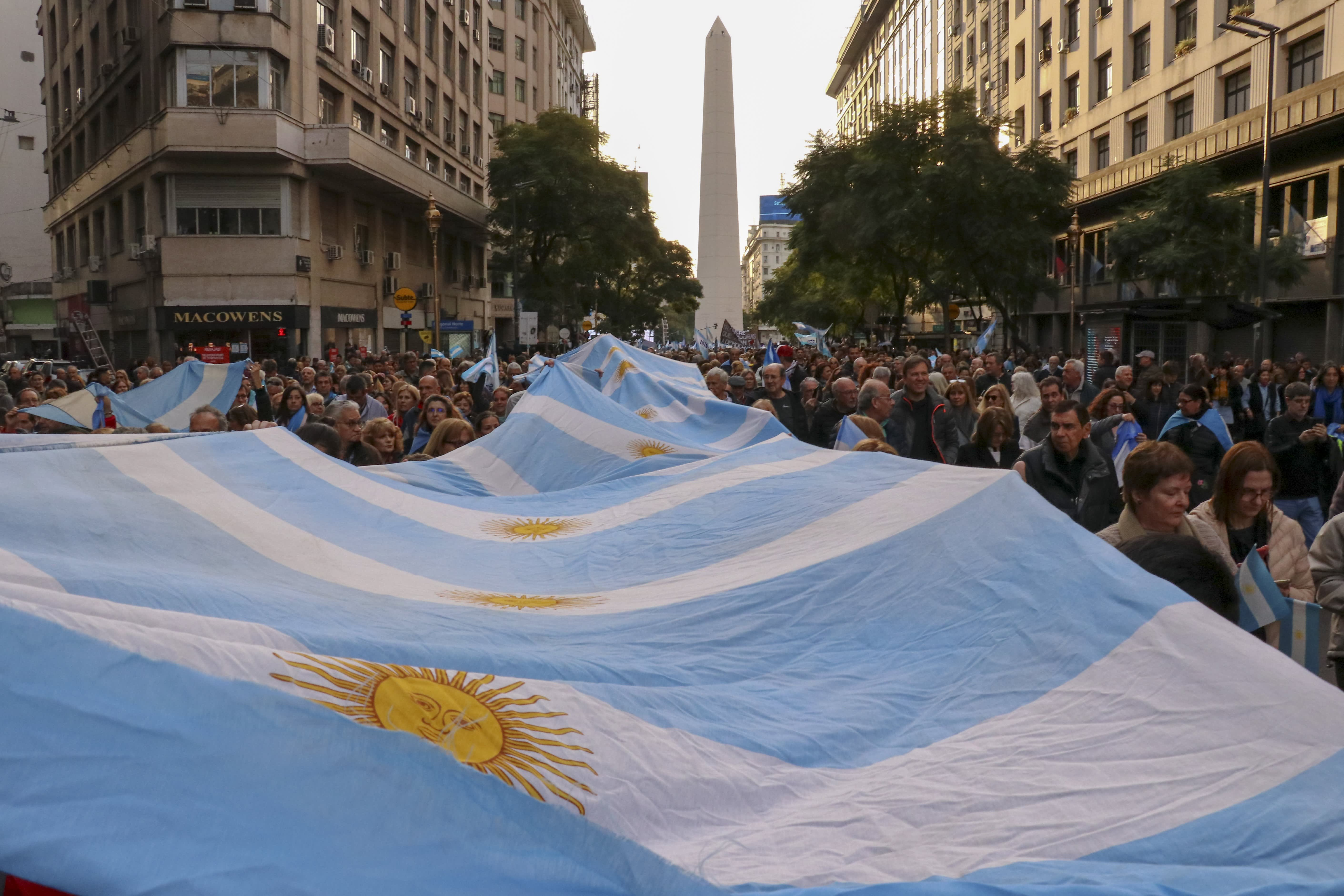 Argentina has asked for more time to pay its debts as it struggles to avoid another default