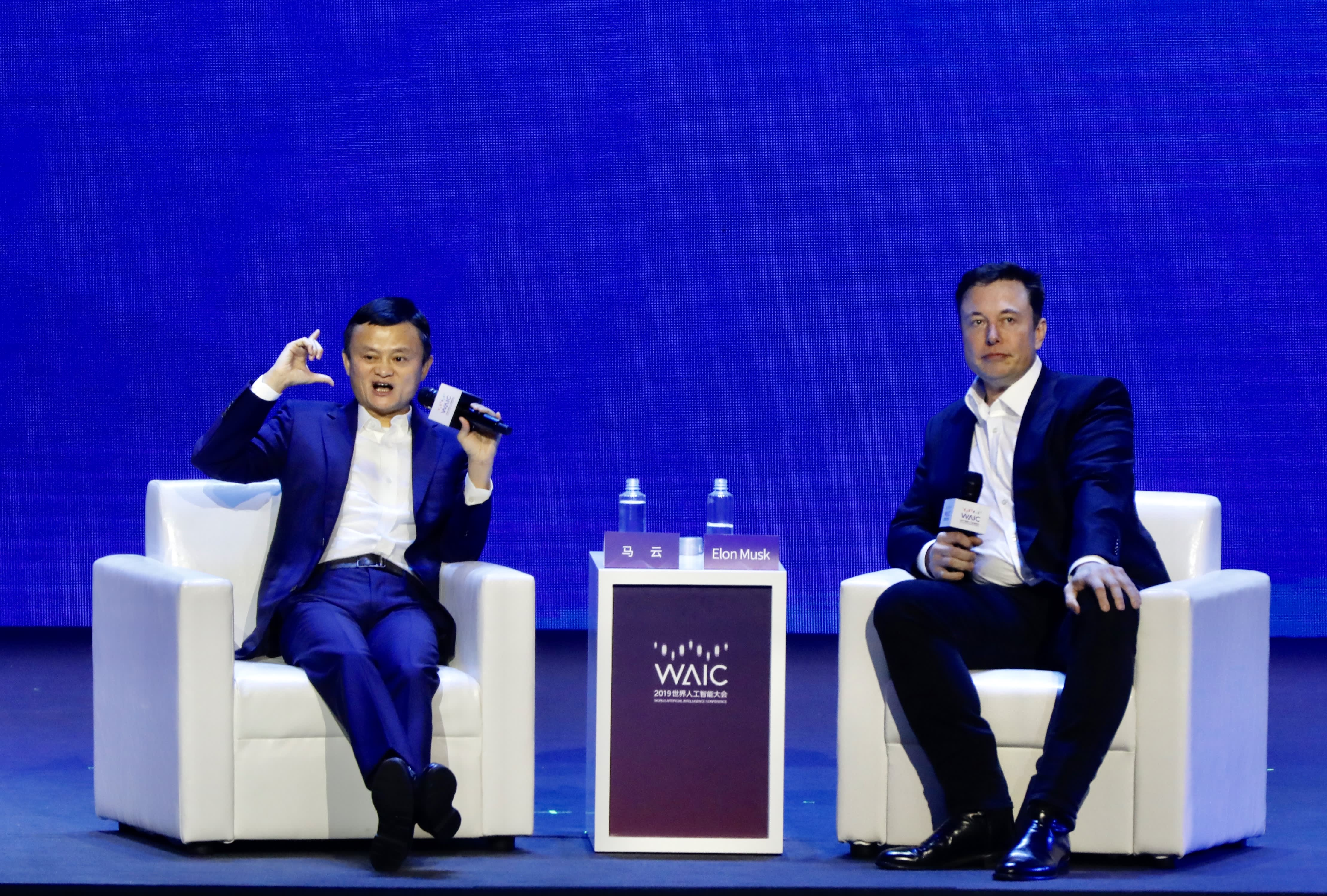 Elon Musk and Jack Ma agree: The biggest problem the world will face is population collapse