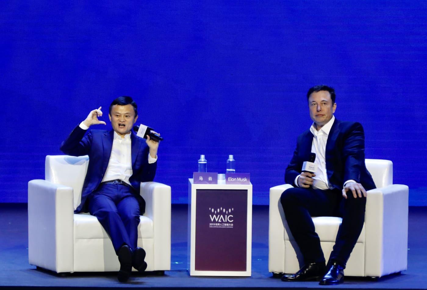 Elon Musk, Jack Ma: Biggest problem world will face is population drop