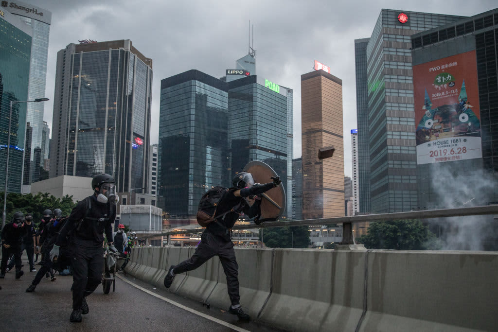 There's little evidence that money is fleeing Hong Kong amid protests, Credit Suisse and UBS say