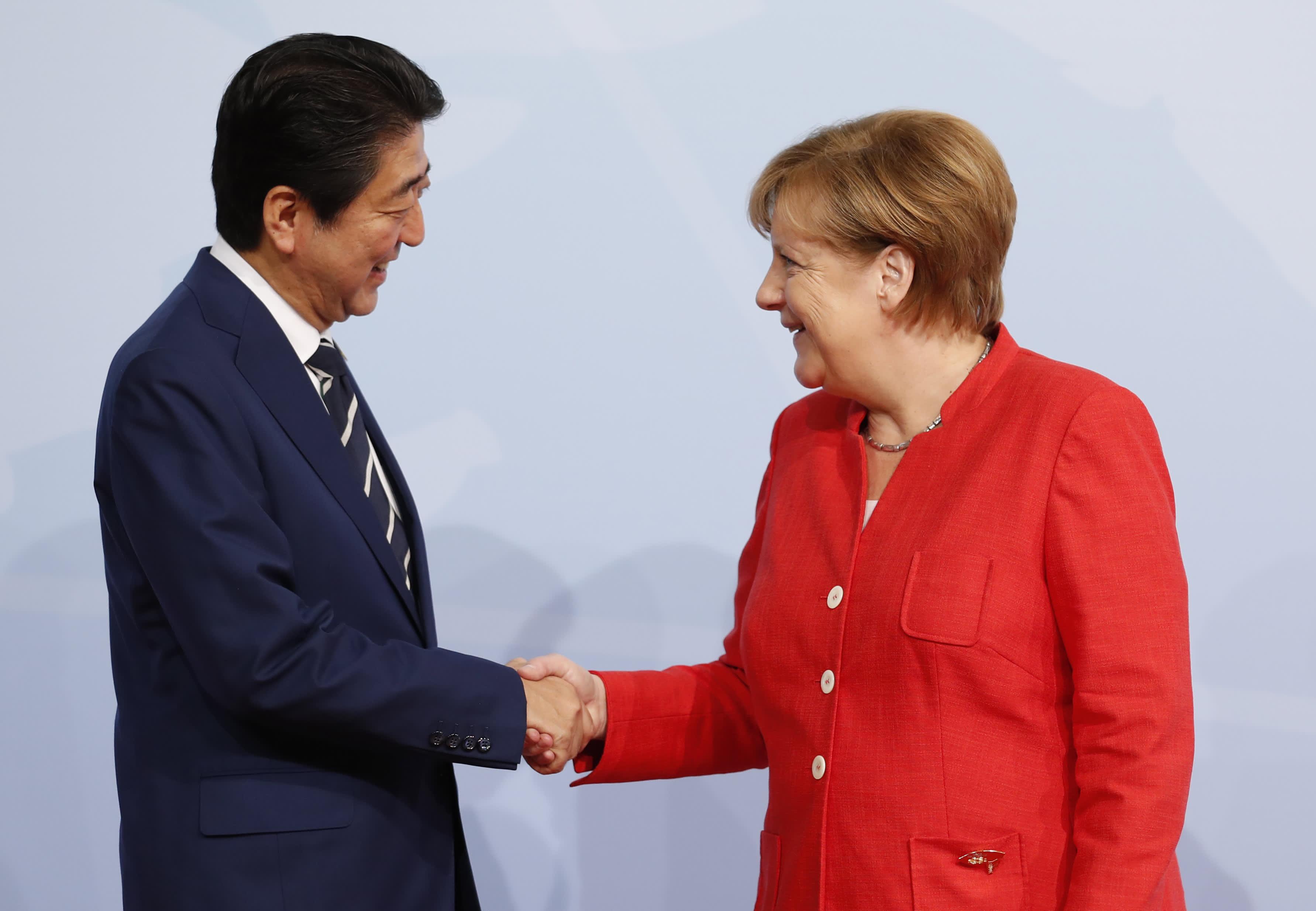 Only Germany and Japan have room for economic stimulus