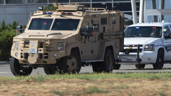 Death toll rises to 7 in West Texas shooting rampage - IBEX