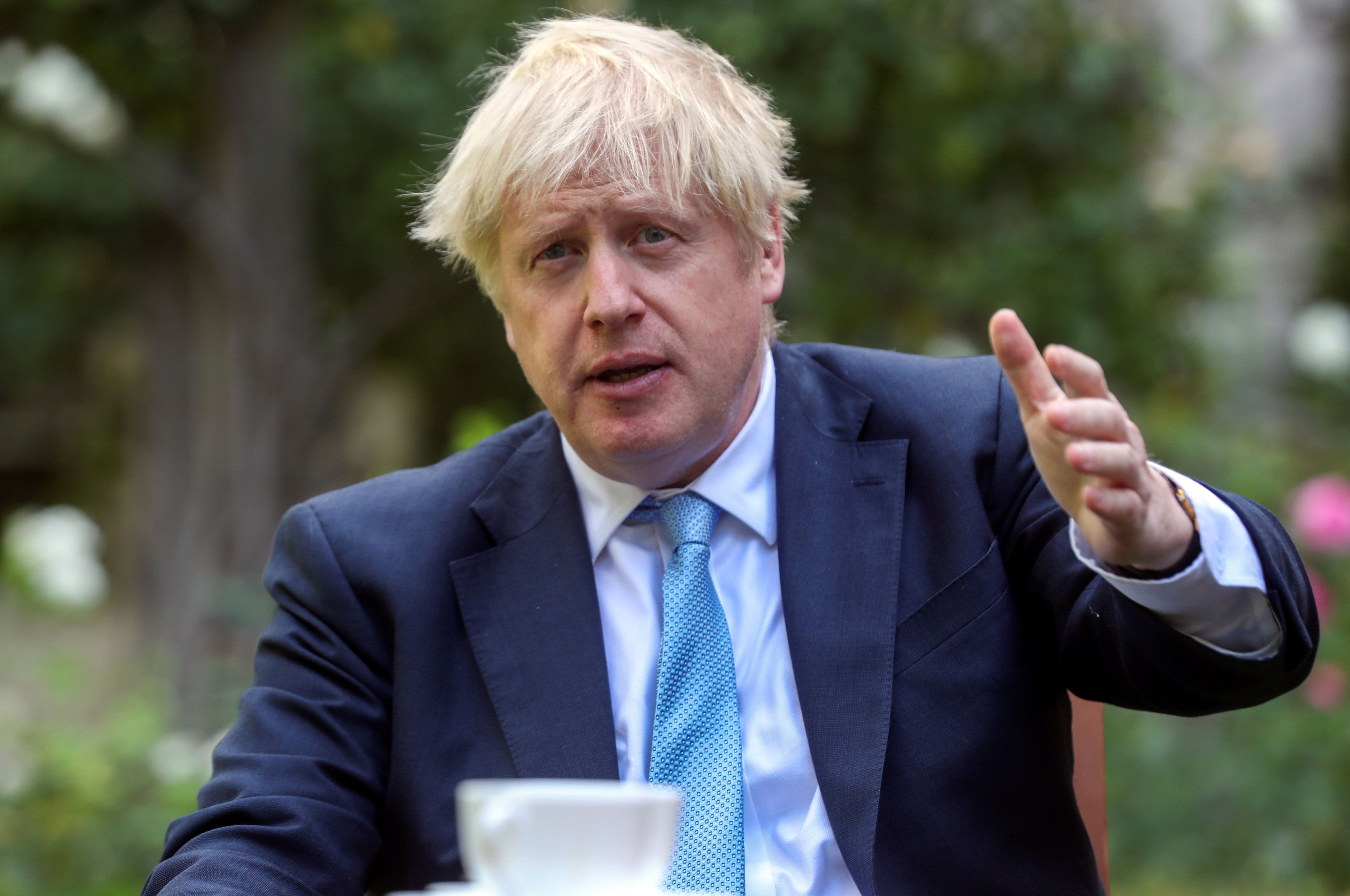 Boris Johnson set for Brexit showdown in historic day for UK politics