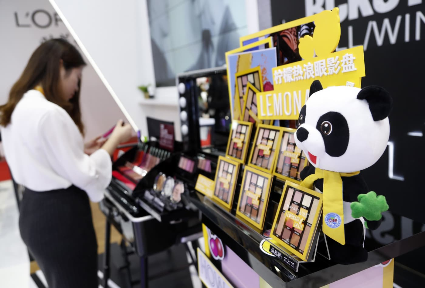 How L'Oreal uses China as a place to learn about digital
