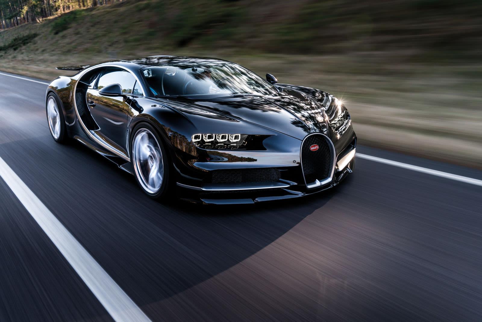Bugatti Hits 305 Mph Breaks Supercar Speed Record