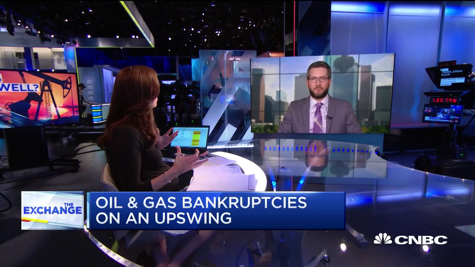 Oil and gas bankruptcies are on the rise, here's what it means for  different parts of the US