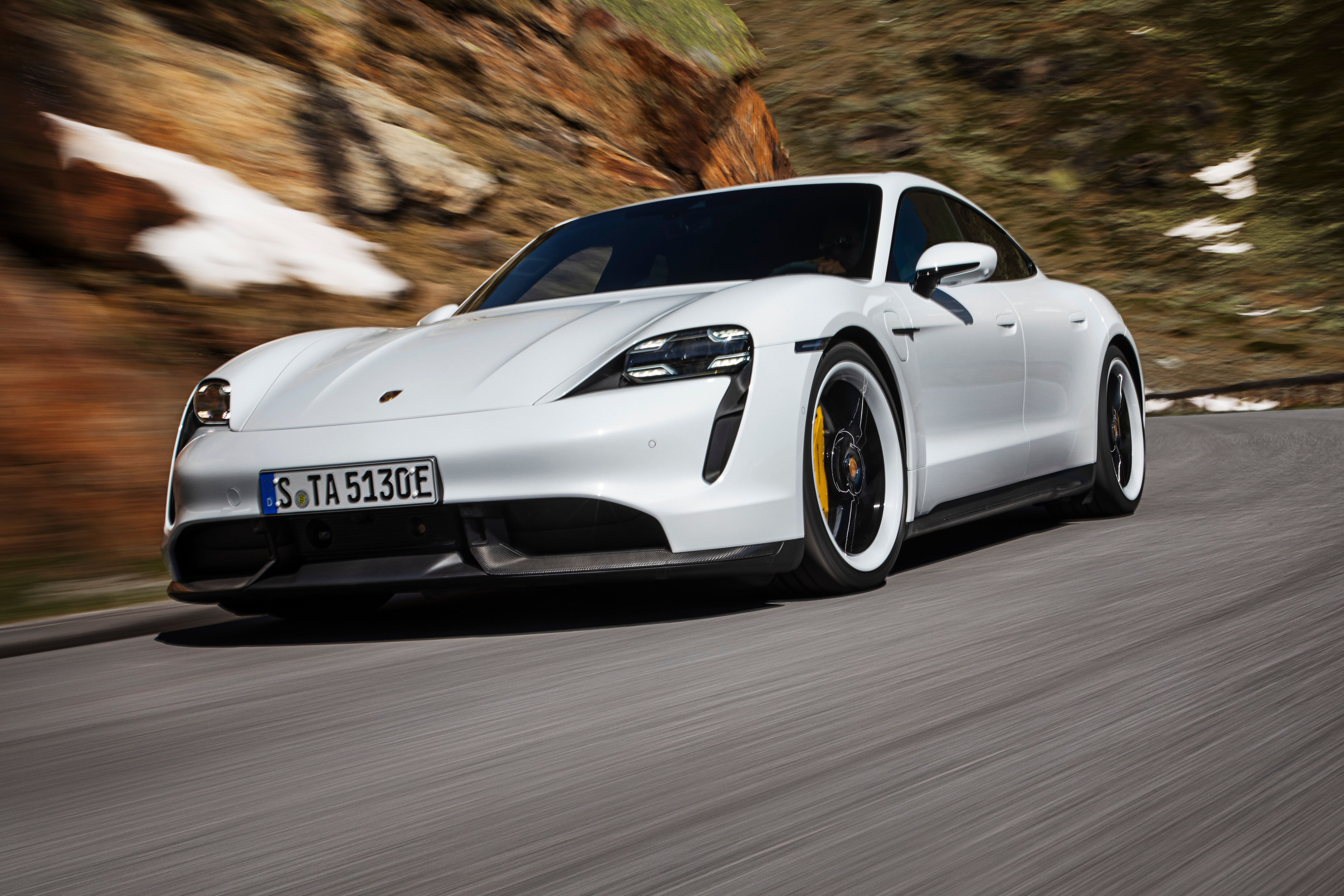 Porsche debuts Tesla\u0027s newest competition with the all