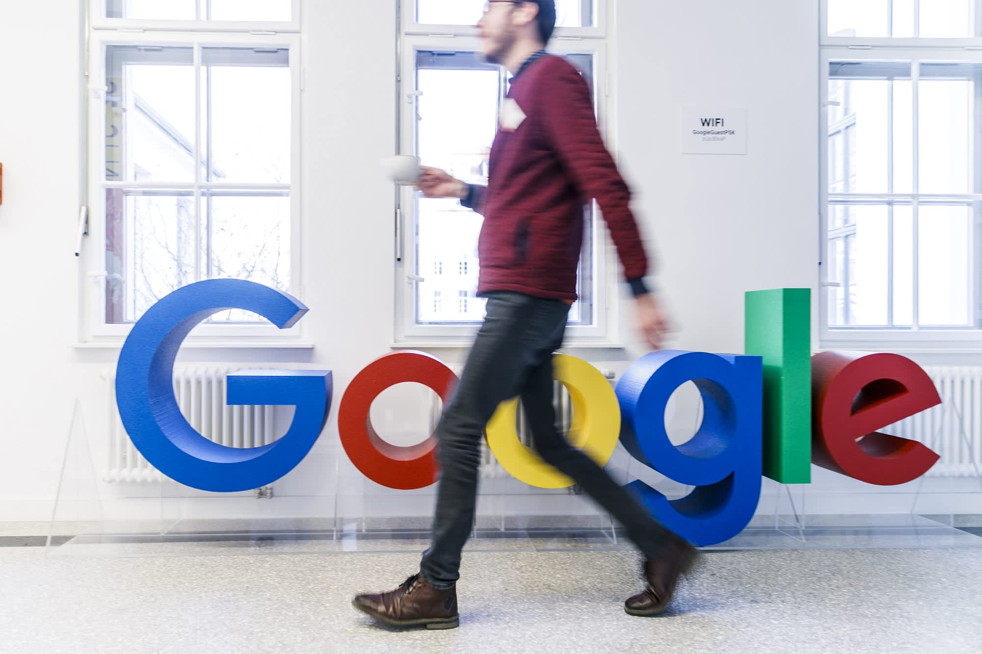 Google has to make the call on its future in Australia, competition watchdog says - CNBC