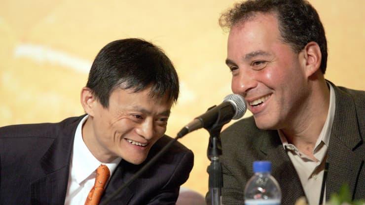 GP: Alibaba Jack Ma and Yahoo ex-COO Daniel Rosensweig