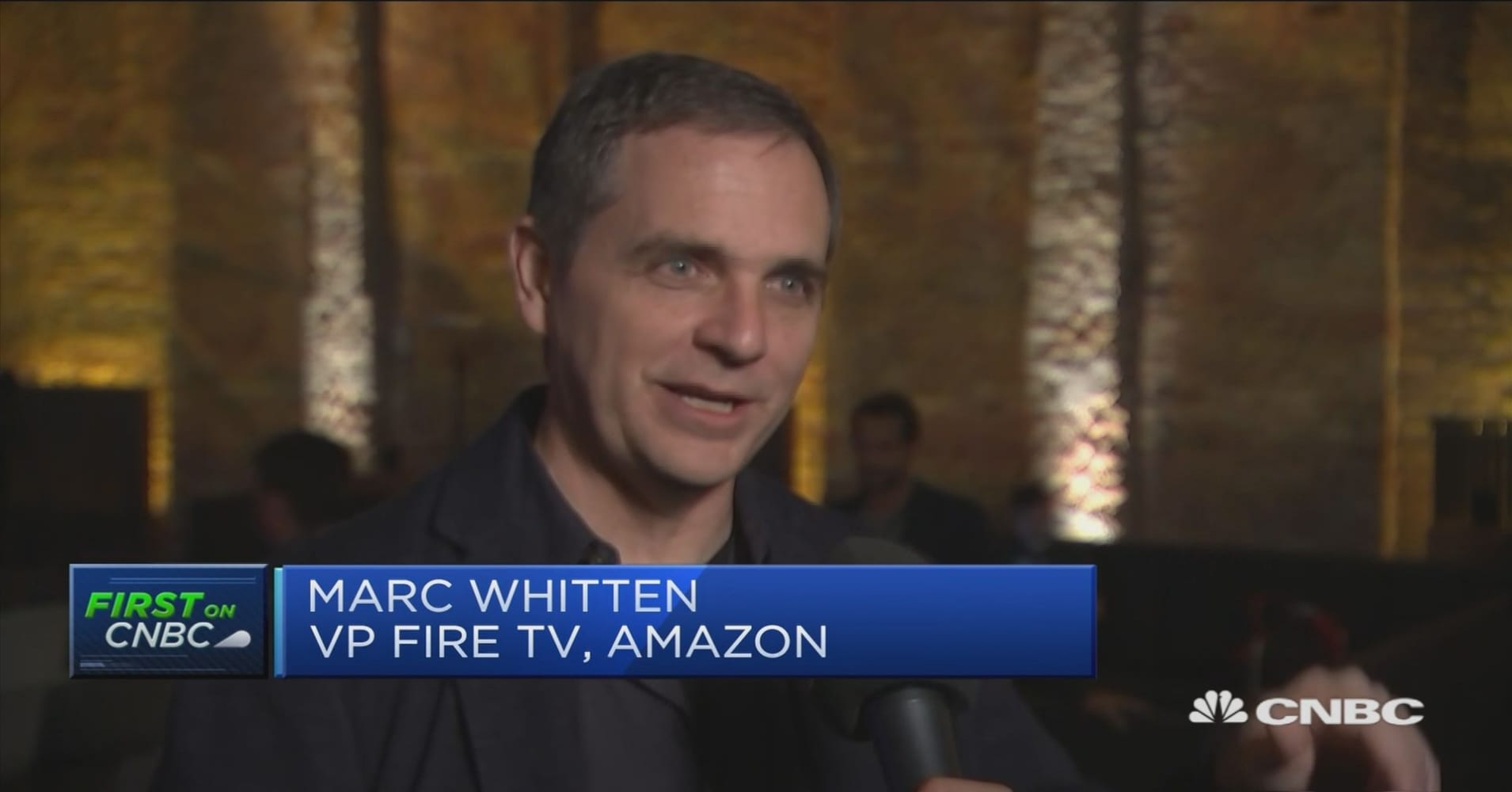 Amazon announces new Fire TV Cube and partners with Fire TV