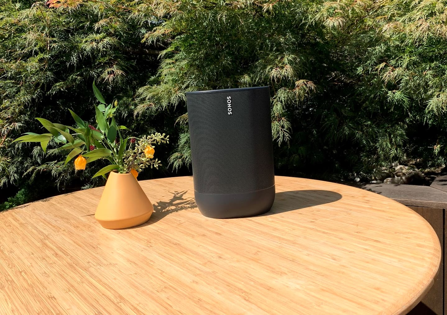 Sonos unveils its first portable speaker that goes outside and can survive in the rain