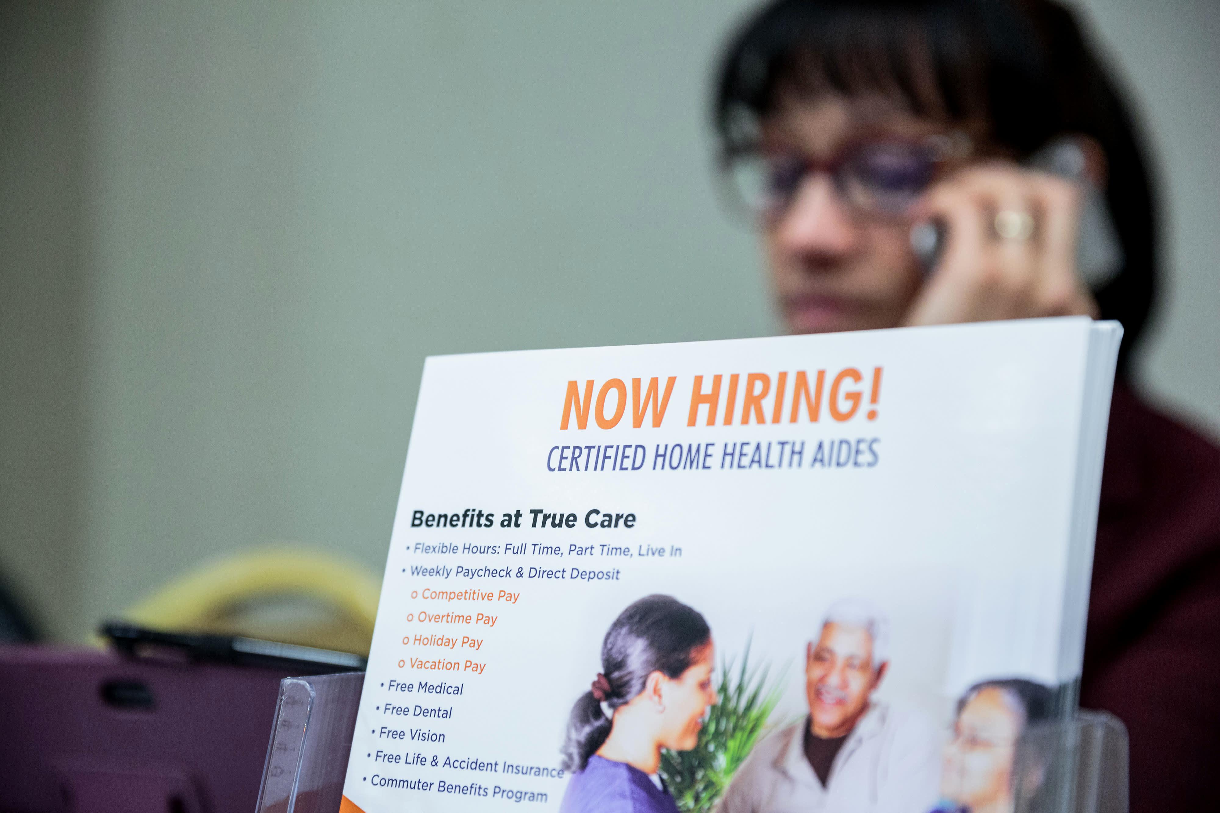 US Jobs Report November 2019: 266,000 payrolls added, 3.5% unemployment