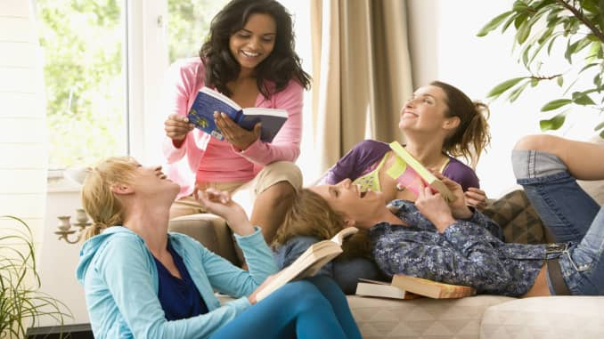 GP: Ridere le donne nel club del libro
