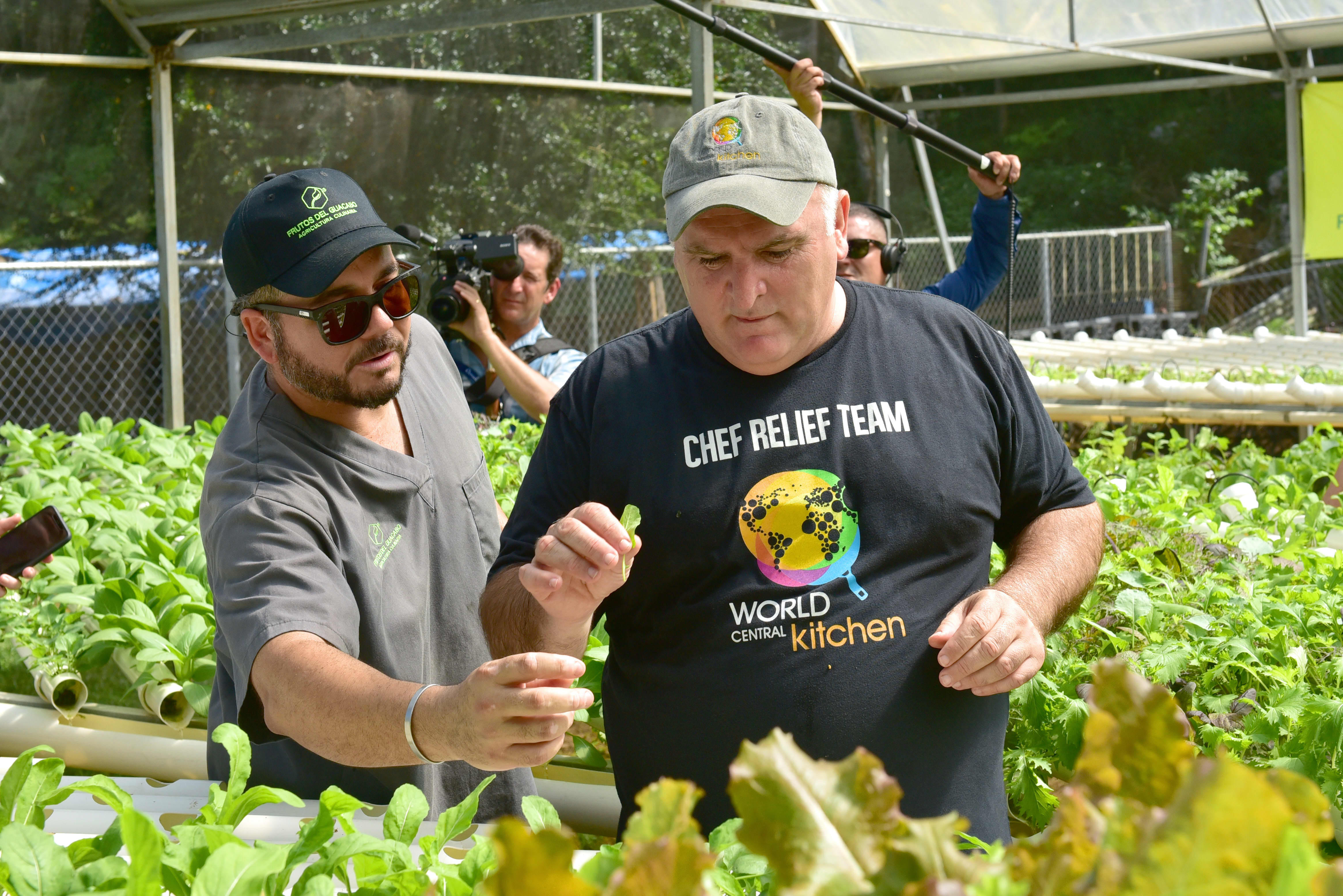 Ludacris, Chef José Andrés and others who are helping the victims of Hurricane Dorian