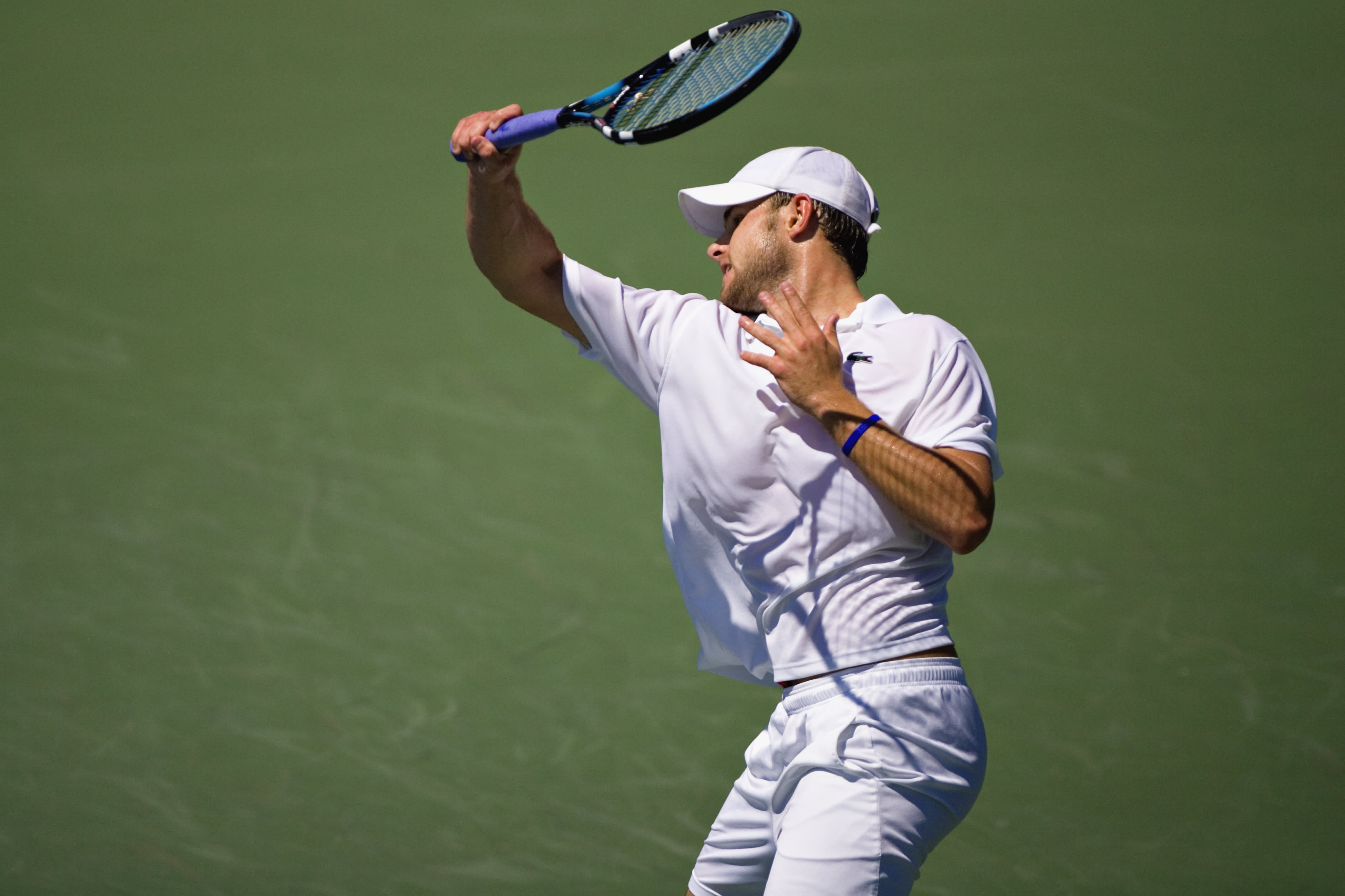 Tennis legend Andy Roddick wants you to save your money. Here's how he did it