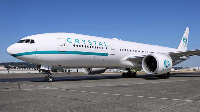 H/O: Crystal Skye jet plane
