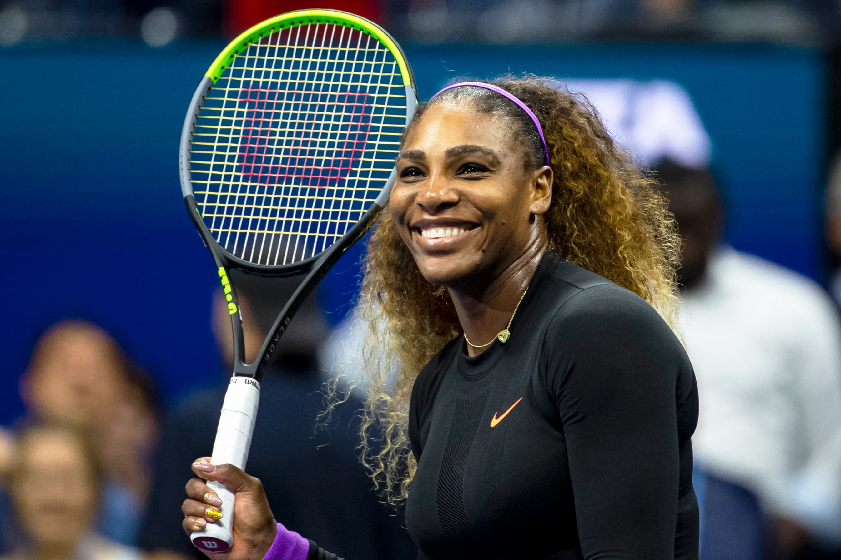 Guardia código sobrino  Serena Williams on what she's learned from working with Nike