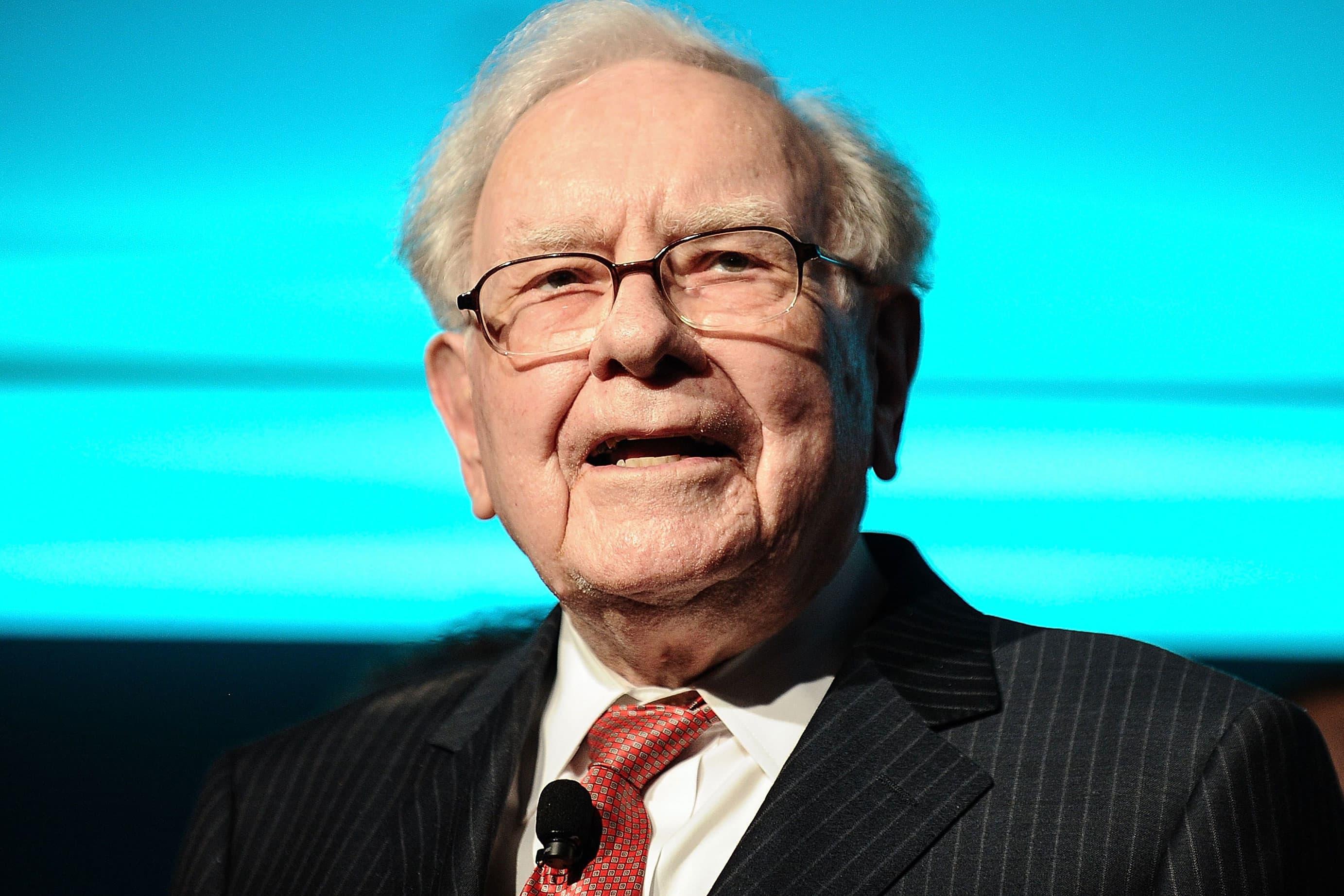 Warren Buffett's Berkshire Hathaway reports better-than-expected profit and a $128 billion cash pile